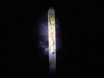 Карнавальная продукция «Светящаяся Палочка со свистом Фиксики»